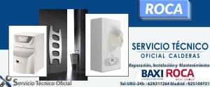 Roca servicio t cnico calidad y garant a for Servicio tecnico baxi roca terrassa